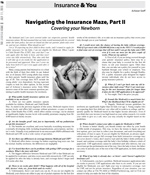 Achiezer: Insurance and You